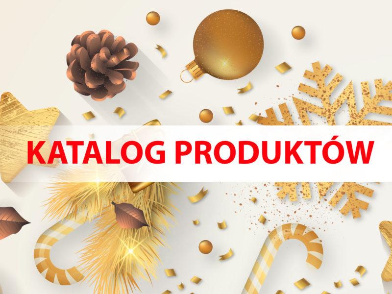 Katalog produktów na Święta